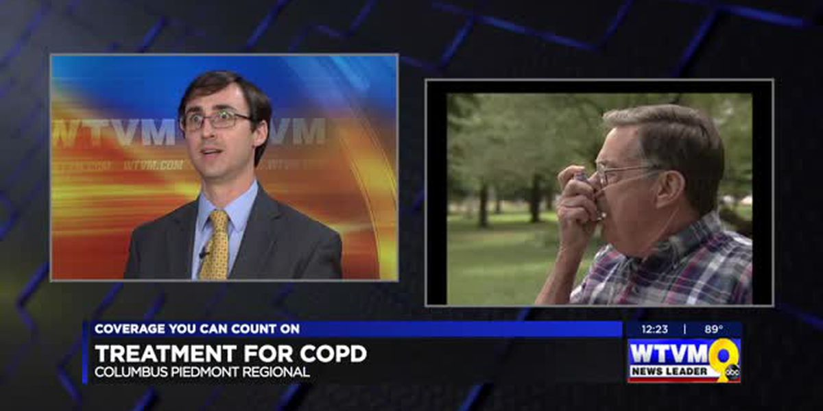 Guest Segment: Treatment for COPD