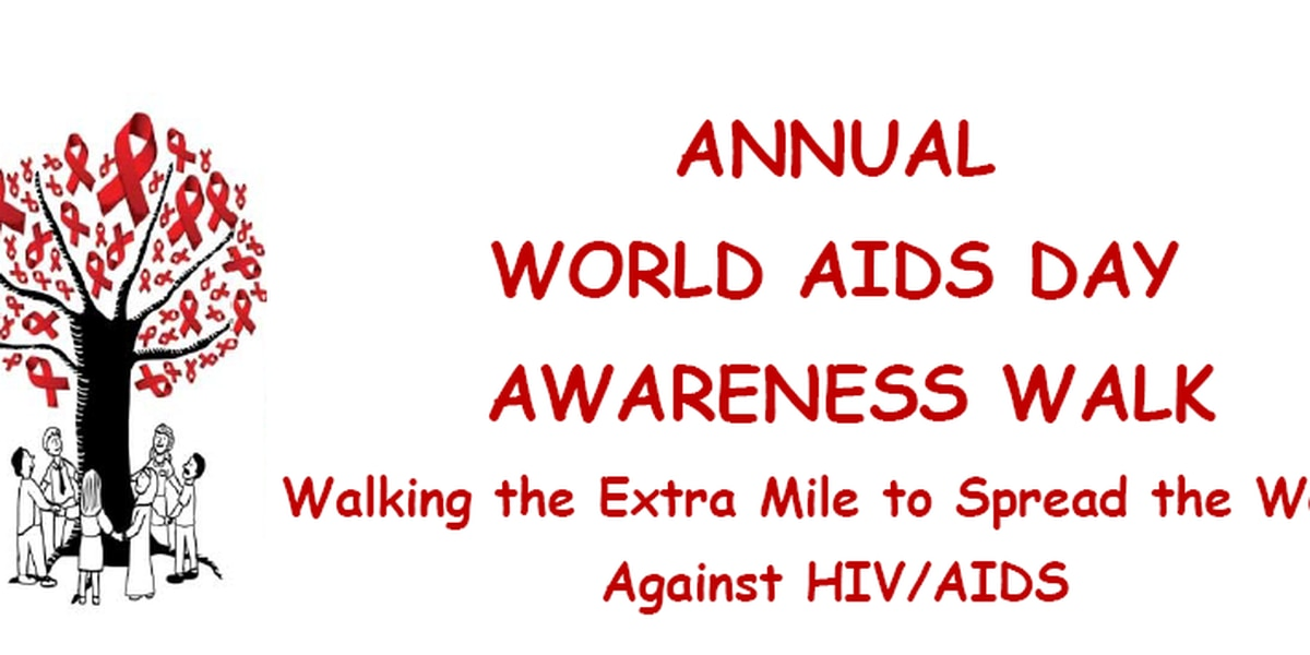 CSU hosts World Aids Day Walk to raise awareness