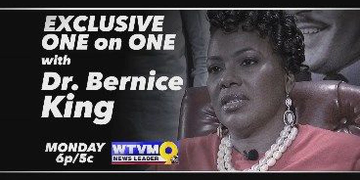 SPECIAL REPORT: 1-on-1 interview with Dr. Bernice King on The Dream Today