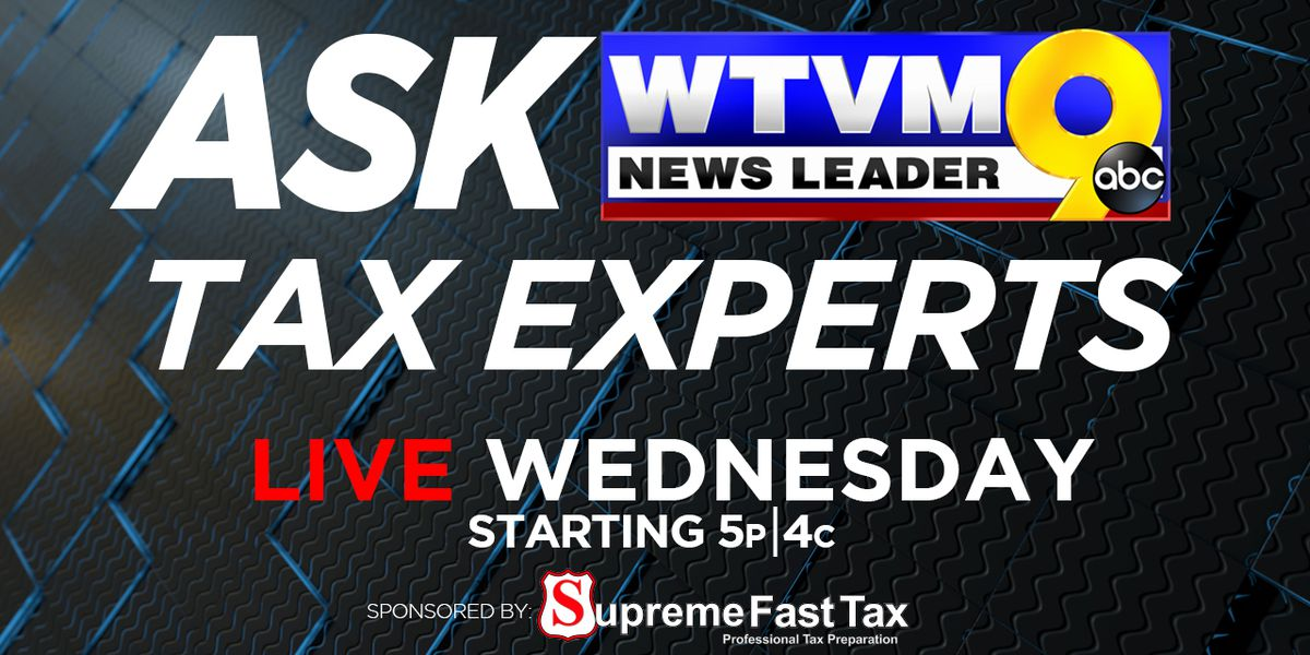 TAX HELP: WTVM to host phone bank with local tax experts
