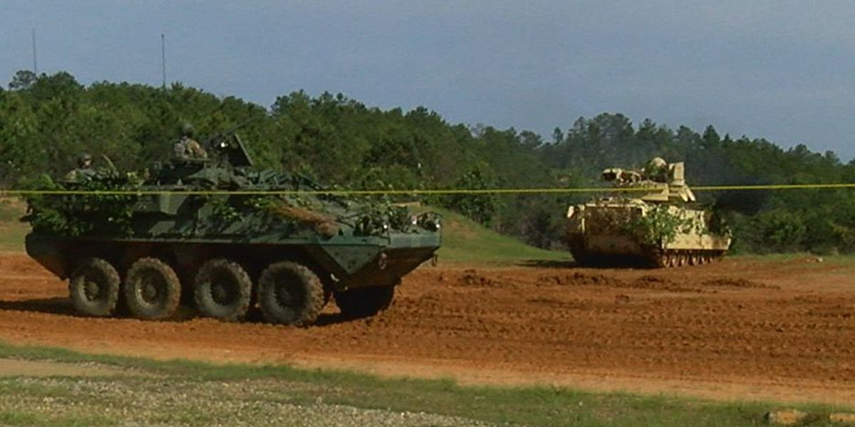 Gainey Cup competition underway on Fort Benning