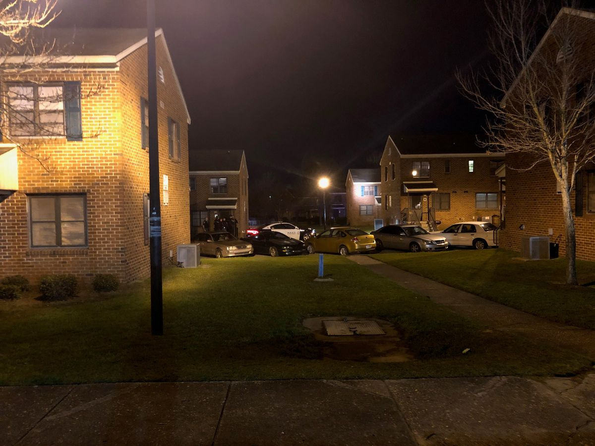 UPDATE: Victim ID'd in shooting at Warren Williams Homes in Columbus