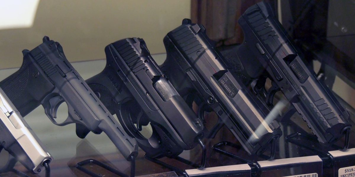 Constitutional carry bill clears Ala. Senate committee