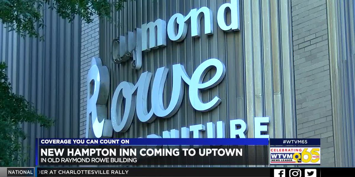 New Hampton Inn coming to Uptown Columbus