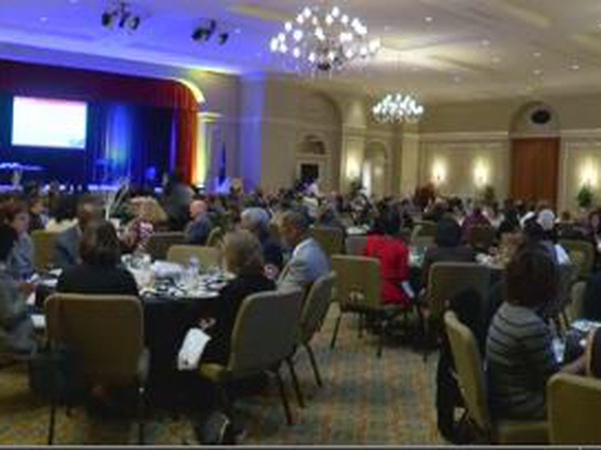 Female leaders in Columbus honored at Whitney M. Young Jr. Service Award Banquet