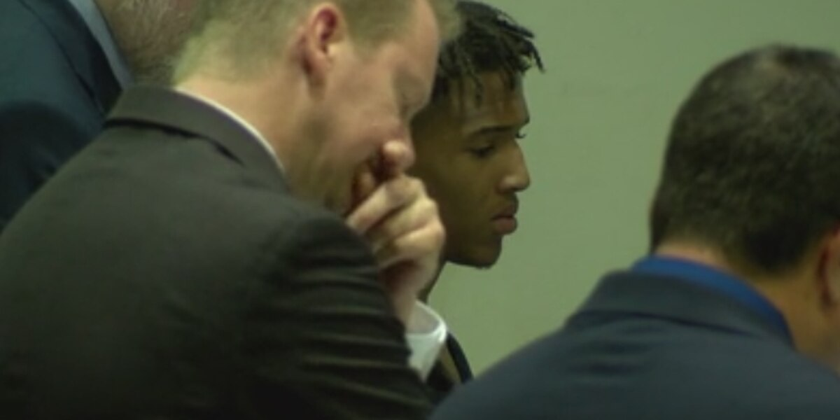 17-year-old charged with Illges Rd. murder appears in court, connected to armed robbery, vehicle theft