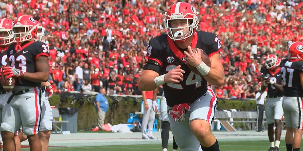 Prather Hudson enters junior season at UGA