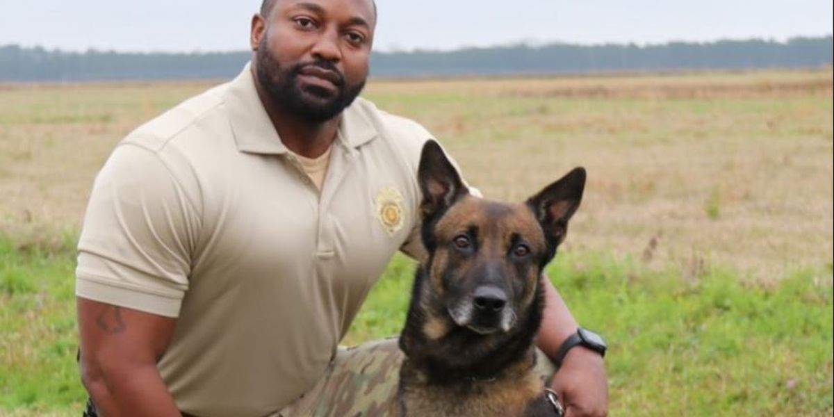 K9 Officer 'Jake' dies days after Ala. prison drug search