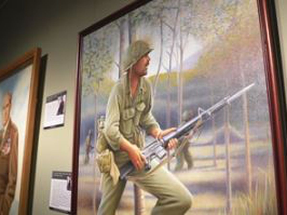 Military Matters: New movie and art at National Infantry Museum