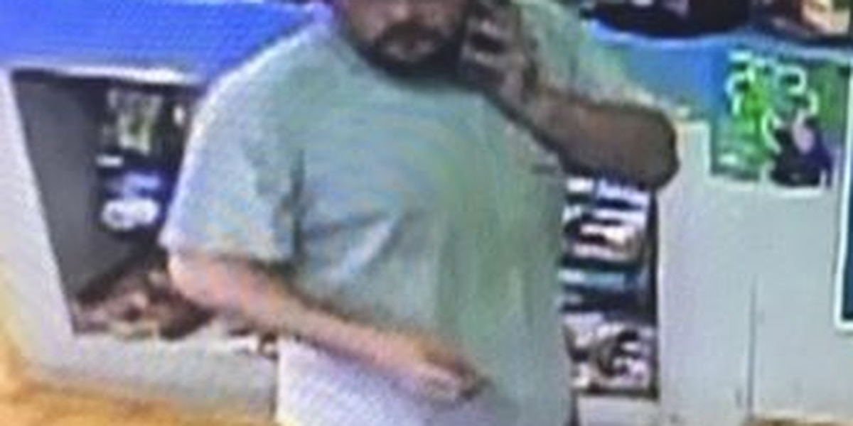 LaGrange police searching for credit card fraud suspect