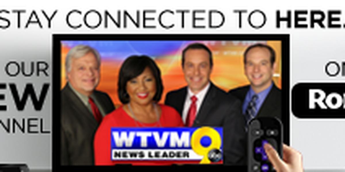 Watch WTVM News Leader 9 on Roku