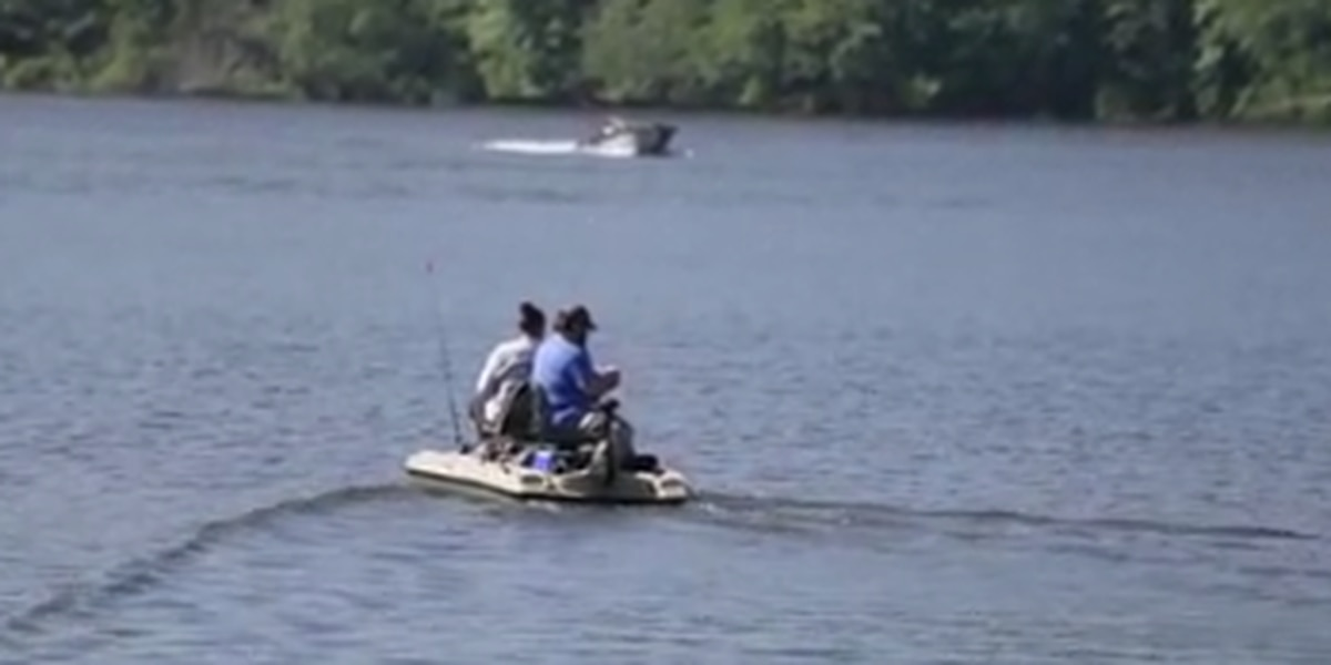 Law enforcement takes to the waterways for Fourth of July safety campaign