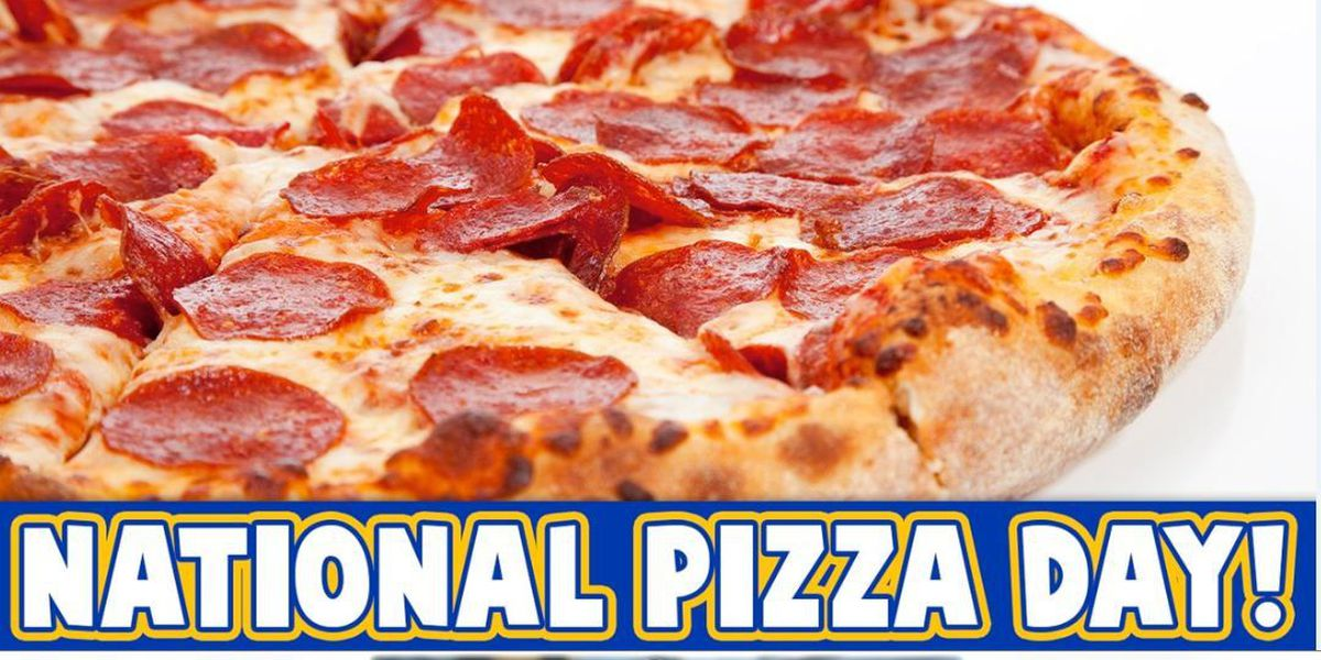 Thursday marks National Pizza Pie Day