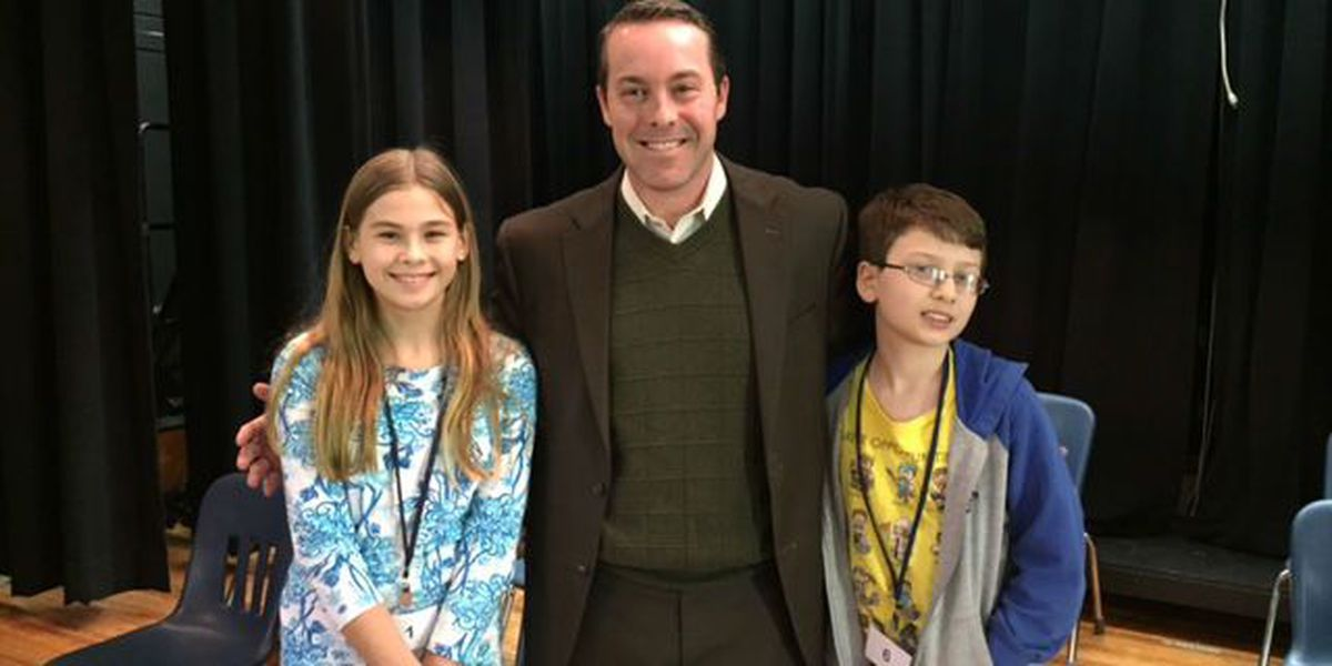Richards Middle School crowns spelling bee winner