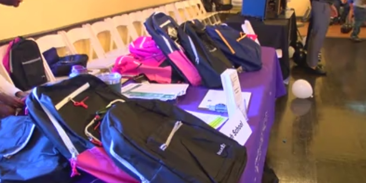 Three separate school supply giveaways stretch across Columbus