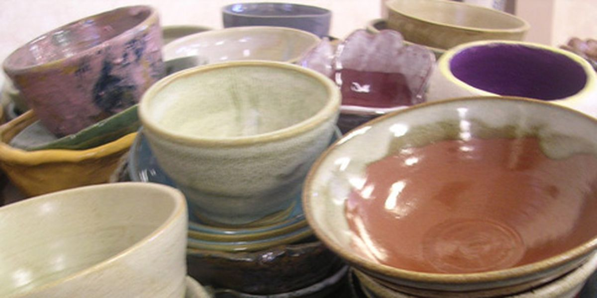 Columbus Parks and Rec holding holiday pottery sale