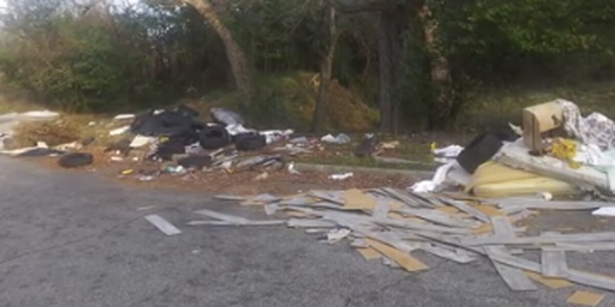 Columbus addresses illegal dumping after residents' complaints