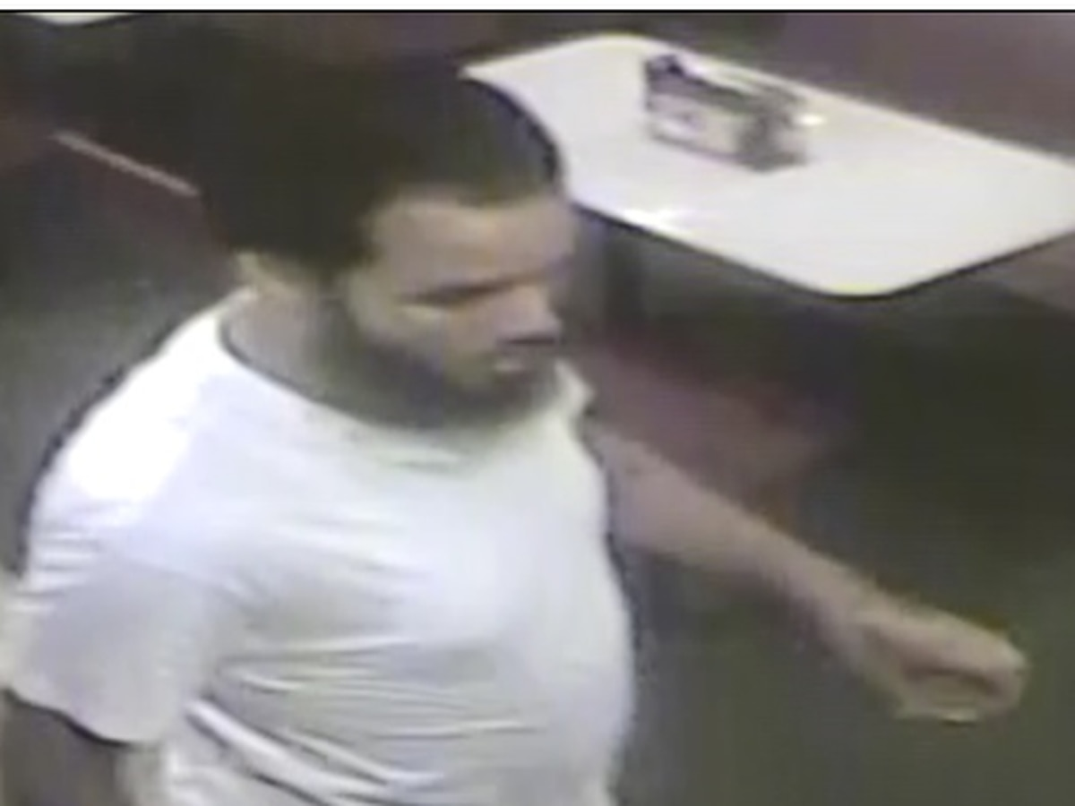 OPD searching for man accused of assault at BBQ restaurant