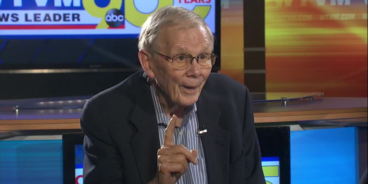 Dick McMichael WTVM 65th Anniversary interview