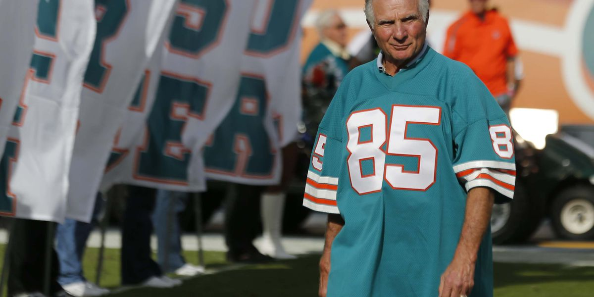 Dolphins' Hall of Fame linebacker Buoniconti dies at age 78