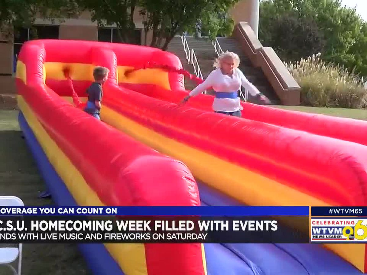 Columbus State University kicks off Homecoming festivities