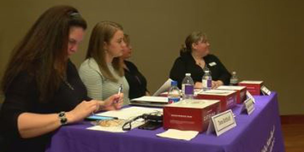 Lunch and learn aims to prevent domestic violence fatalities in Columbus