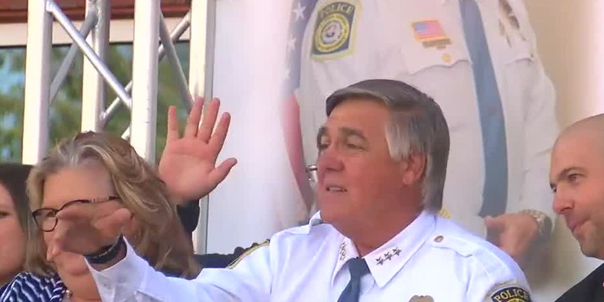 Assistant Columbus Police Chief retires after 44 years