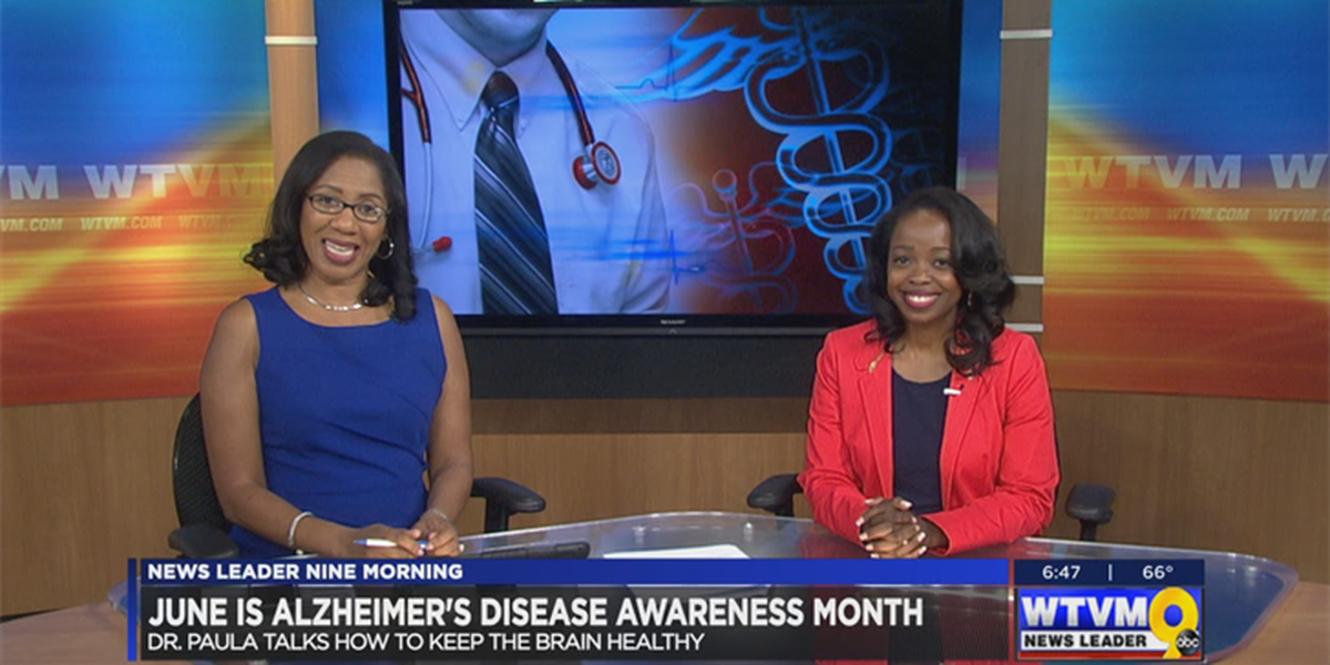 Health with Dr. Paula: National Alzheimer's and Brain Awareness Month