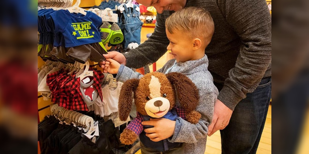 Popular 'Pay Your Age' event is returning to a Build-A-Bear Workshop location near you