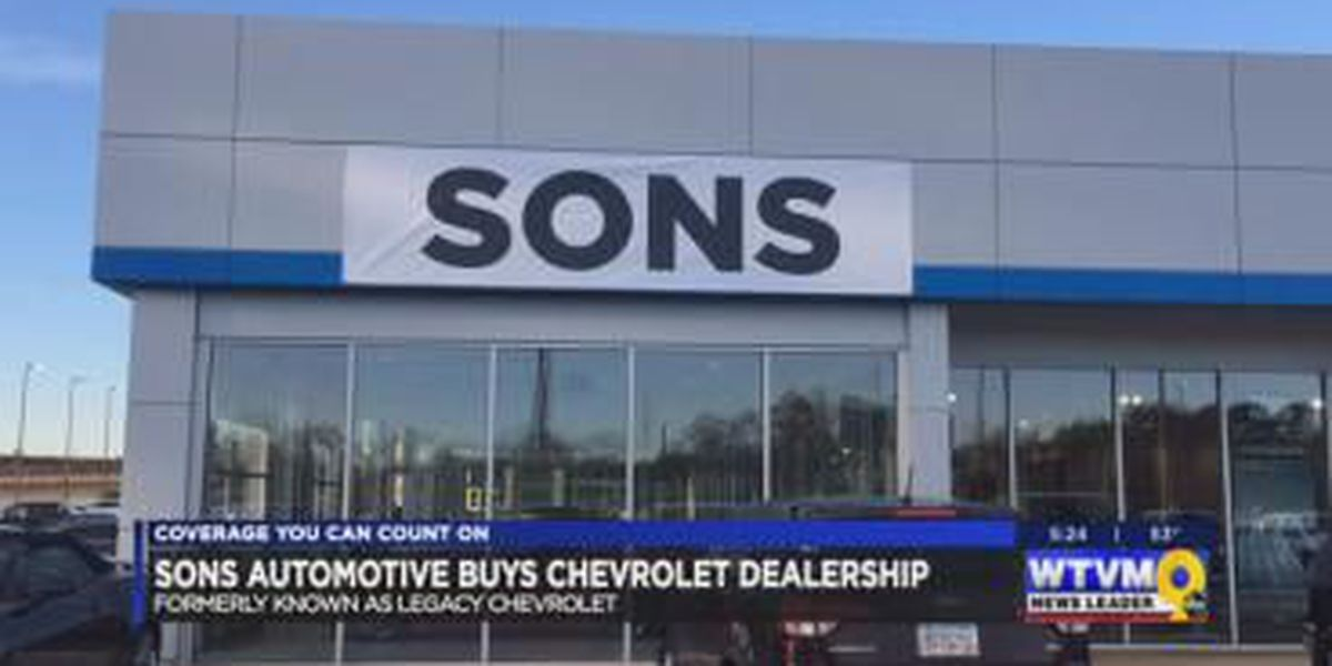 Columbus car dealership gets a new owner