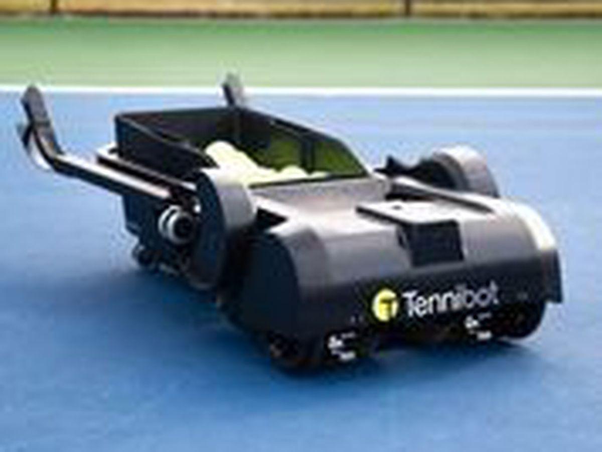 Auburn grads create robot to revolutionize how Tennis is played