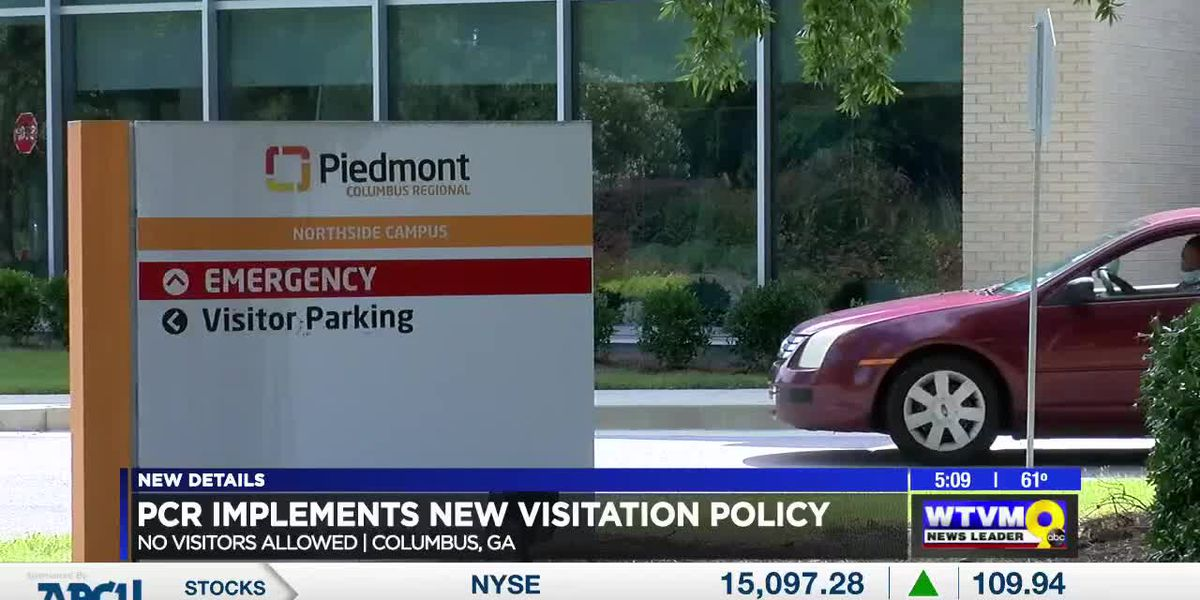 Piedmont Columbus Regional Hospital implements new visitation policy