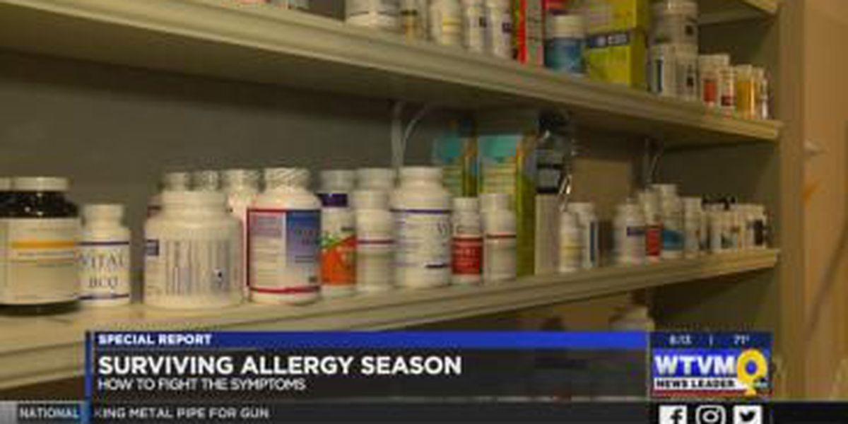 SPECIAL REPORT: Surviving the allergy season