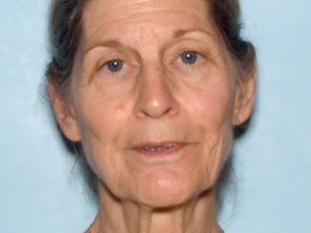 71-year-old Columbus woman reported missing