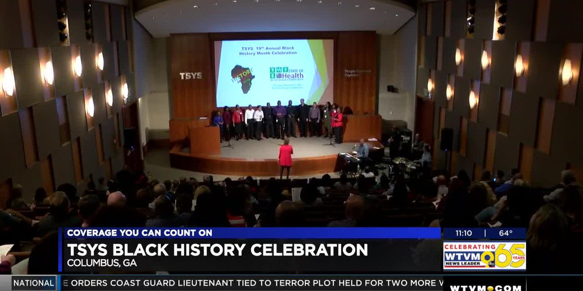 TSYS in Columbus hosts 19th annual Black History Month Celebration