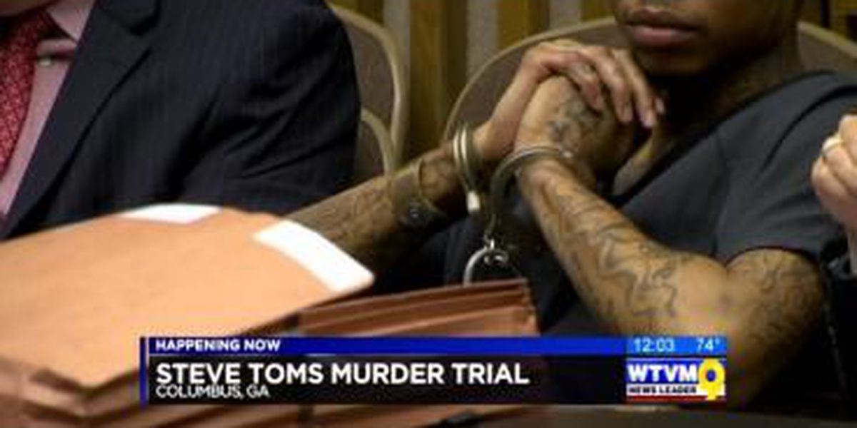 Steve Toms murder trial underway Tuesday; another suspect pleads guilty