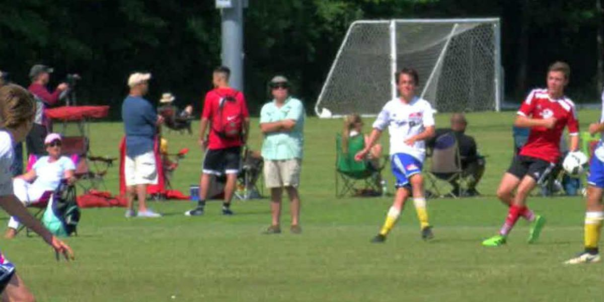 186 soccer teams compete in Columbus for GA State Cup