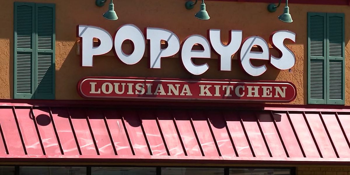 'BYOB' to Popeyes so you can make your own chicken sandwich