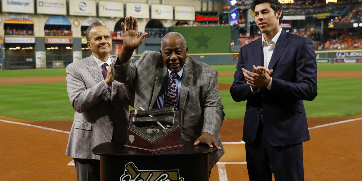 Reports: Baseball legend Hank Aaron dies