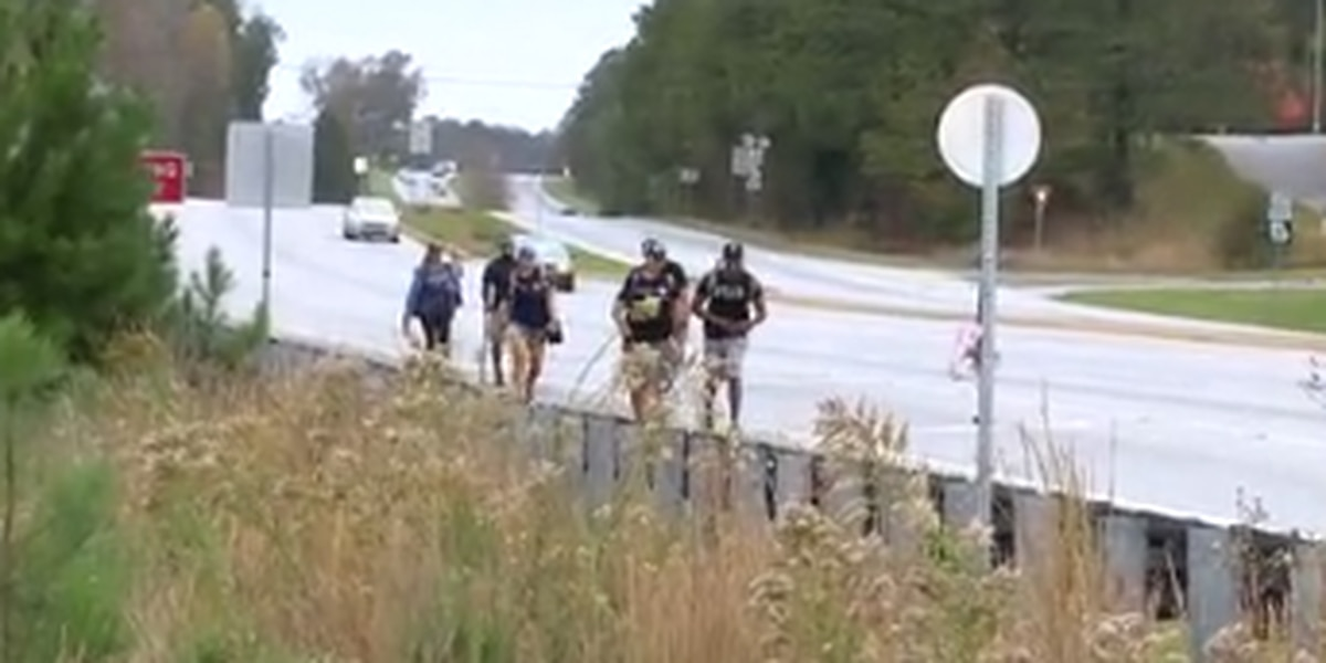 MILITARY MATTERS: Veterans walk thousands of miles to help save other vets' lives