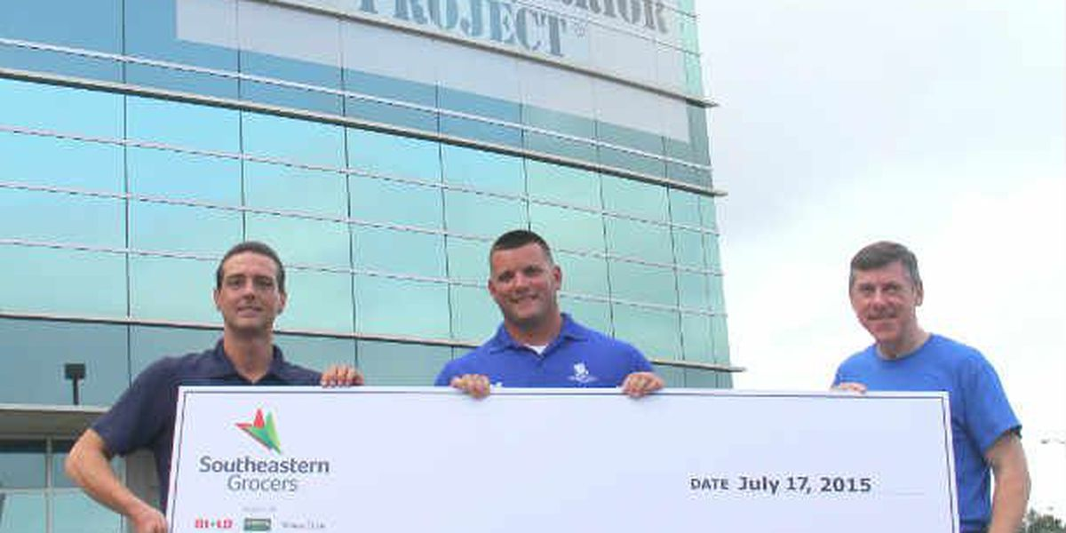 Grocery stores raise $3M for Wounded Warrior Project