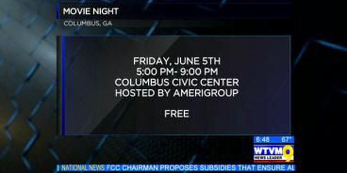 SEGMENT: Amerigroup to host free movie night