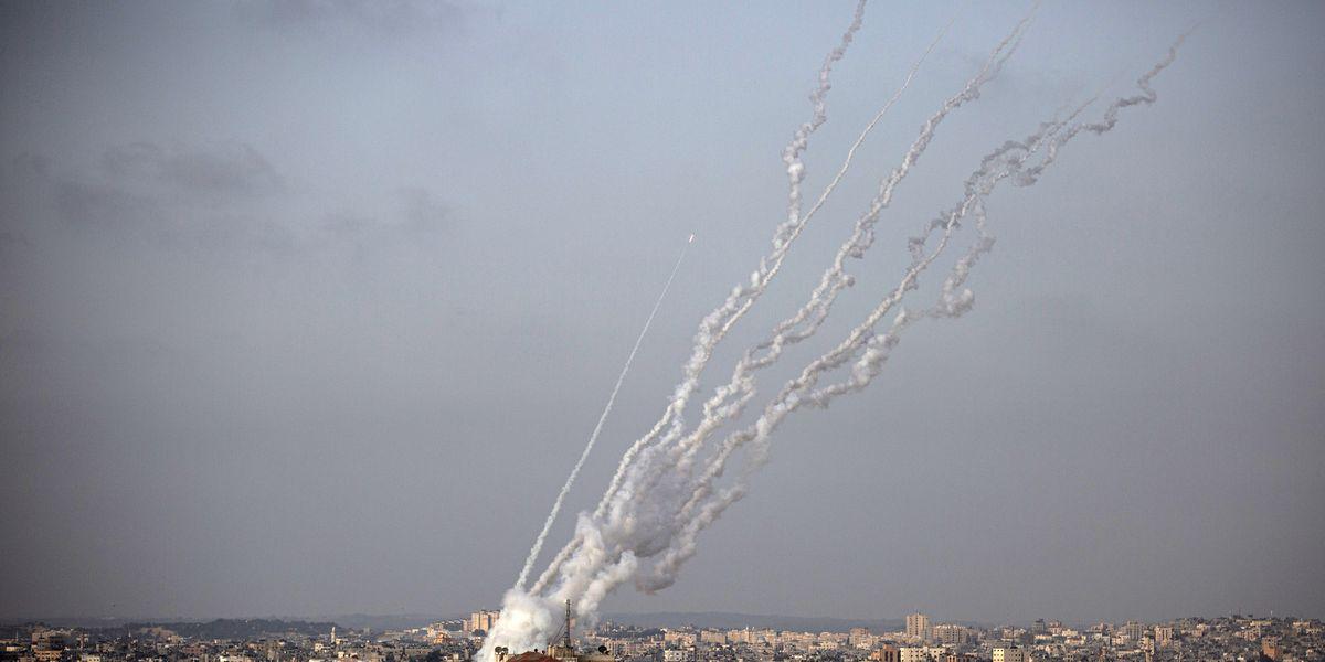 Gaza health officials: 9 killed in blast in northern Gaza