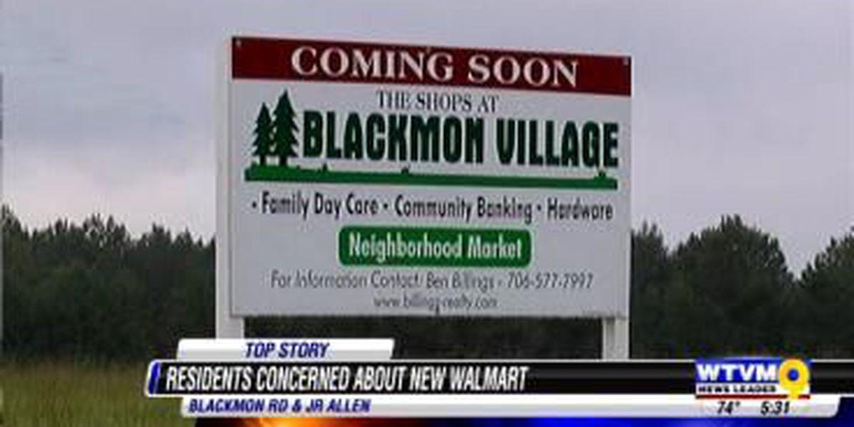 Columbus Council approves Blackmon Road Walmart