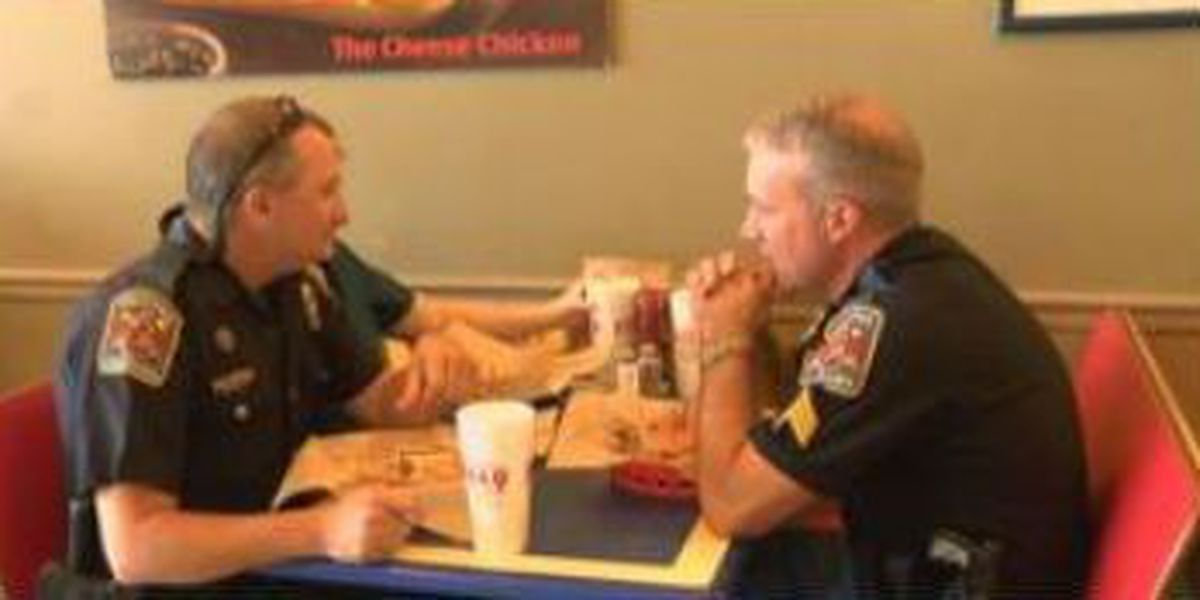 9/11 survivor provides free meals to first responders
