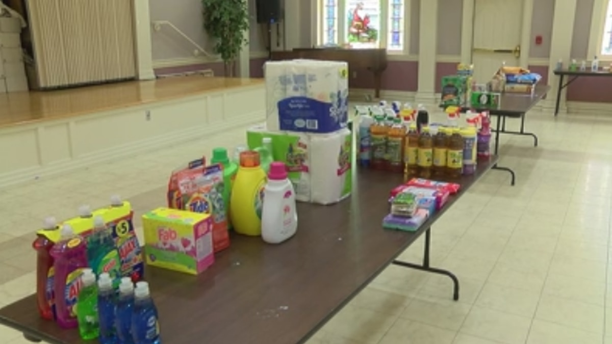Two organizations in Columbus host donation drive for Florence victims