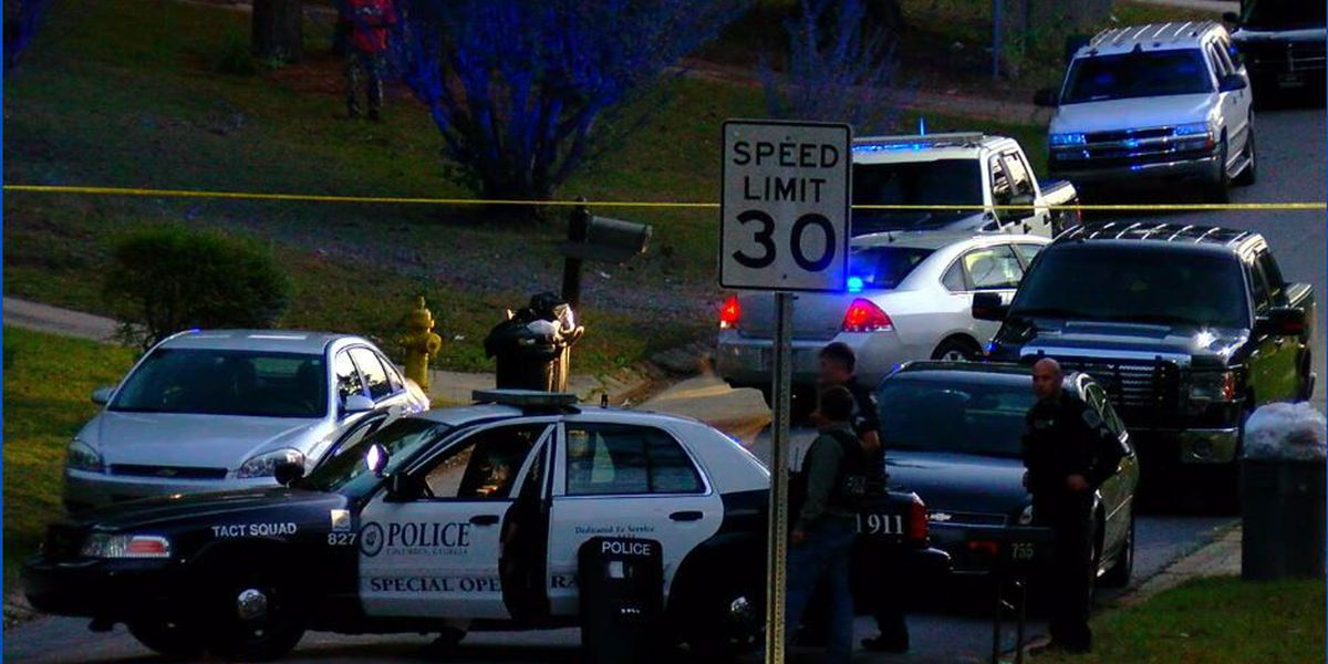 Man arrested after standoff on Andrea Drive in East Columbus
