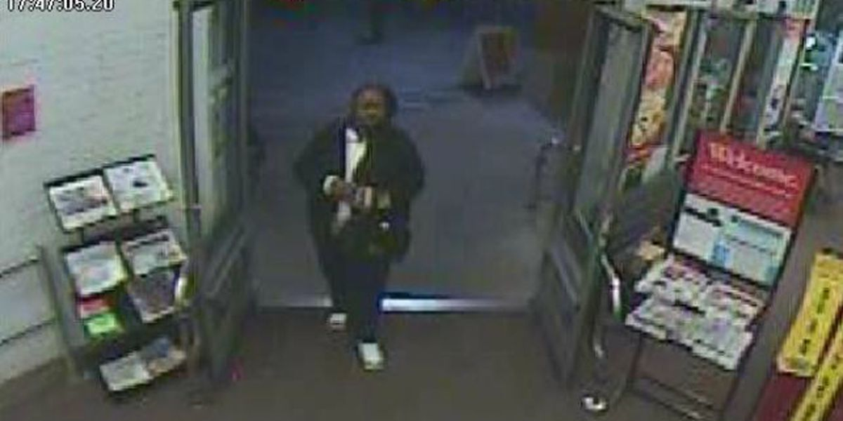 Opelika police searching for purse theft suspect