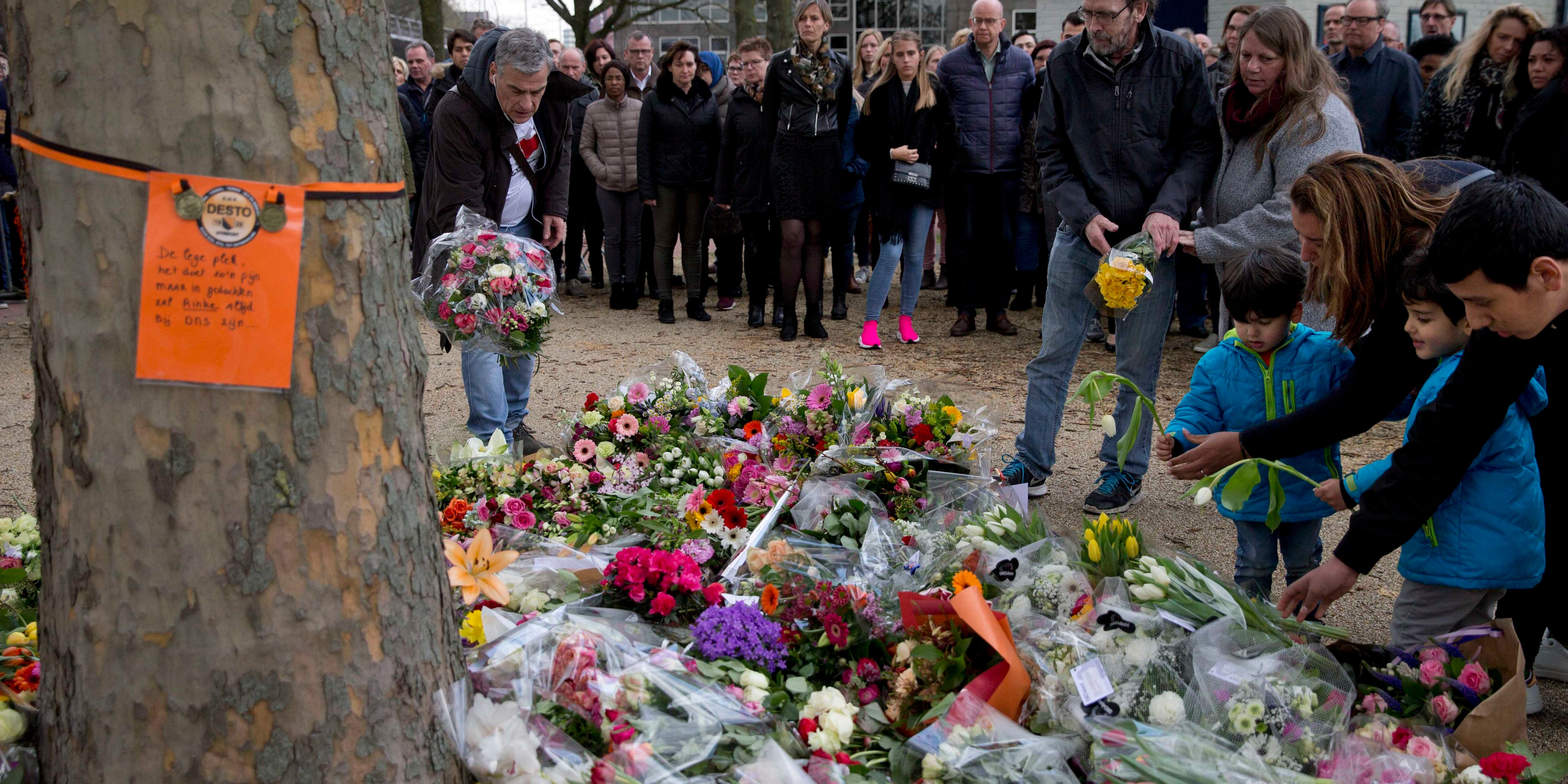 Dutch prosecutors consider terror motive in tram shooting