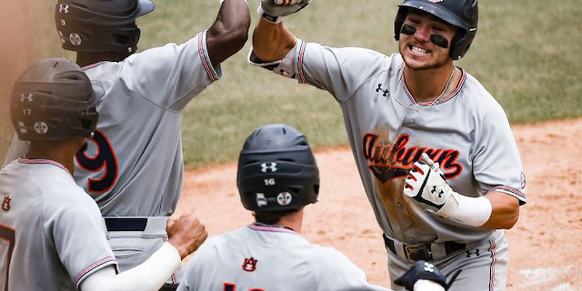 Auburn Tigers advance to College World Series after blowout win against UNC